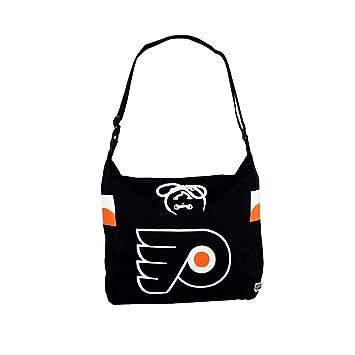 b4839608697c Amazon.com   Little Earth Philadelphia Flyers Nhl Team Jersey Tote   Beauty