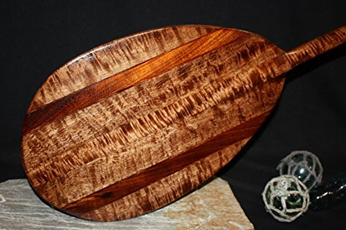 TikiMaster AAA Grade Koa Paddle 60 inch | #koa4033