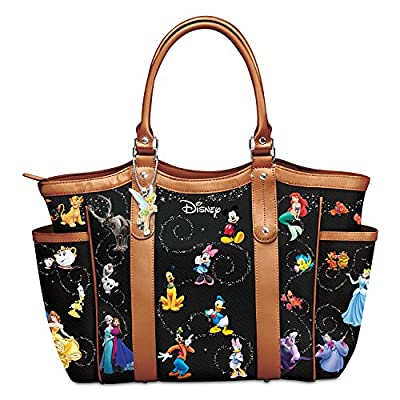 Disney Carry The Magic Designer-Style Tote Bag by The Bradford Exchange