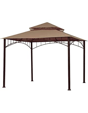 ABCCANOPY Replacement Canopy Roof For Target Madaga Gazebo Model L GZ136PST