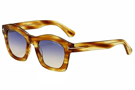 99eb8f9d1445 New Tom Ford Eyeglasses Women TF 431 Pink 74 GRETA 50mm at Amazon Women s  Clothing store