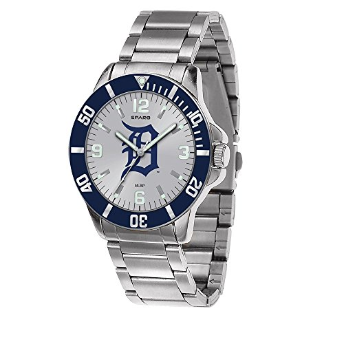 (Gifts Watches MLB Detroit Tigers Key Watch by Rico Industries)