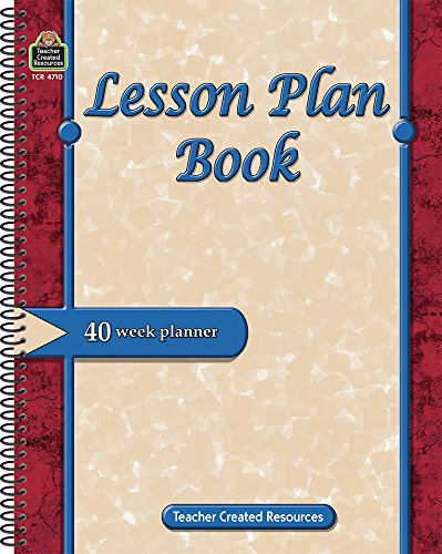 Lesson Plan Book ()