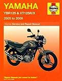 Yamaha YBR125 and XT125R/X Service and Repair Manual: 2005 to 2009 (Haynes Service and Repair Manuals)