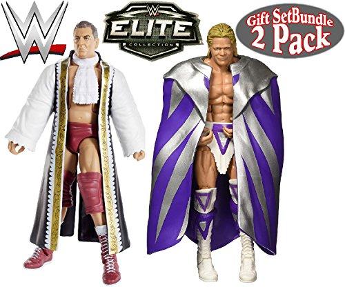 Mattel WWE Elite Collection Lord Steven Regal & Narcissis...