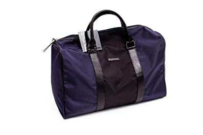e01c5a5b3 Image Unavailable. Image not available for. Colour: Michael Kors Jet Set  Navy Blue Weekend/Travel/ Duffle/Gym/Sports Bag