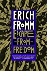 Escape from Freedom par Fromm
