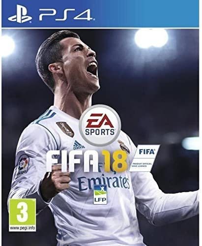 FIFA 18 - PlayStation 4 [Importación francesa]: Amazon.es: Videojuegos