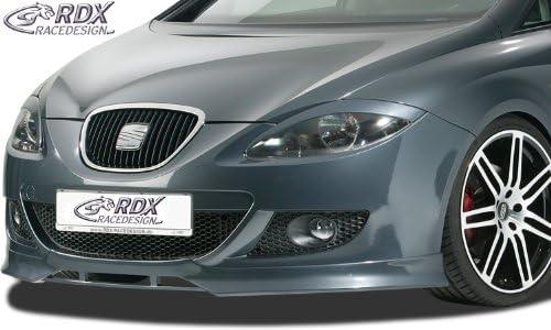 FR//Cupra ABS Spoiler avant Seat Leon 1P 2005-2009 excl