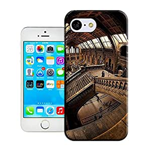 BY SHICASE The Natural History Museum In London Slim Tpu Material Hard Case For Iphone 5c
