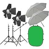 Impact Interview Green Screen Kit
