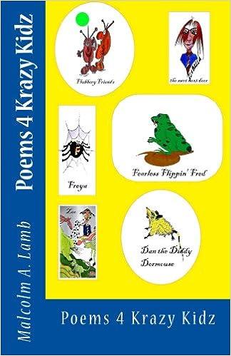 Poems 4 Krazy Kidz