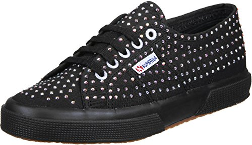 Full S4s Superga Mixte Gymnastique Black Adulte de Chaussures TBwBFp