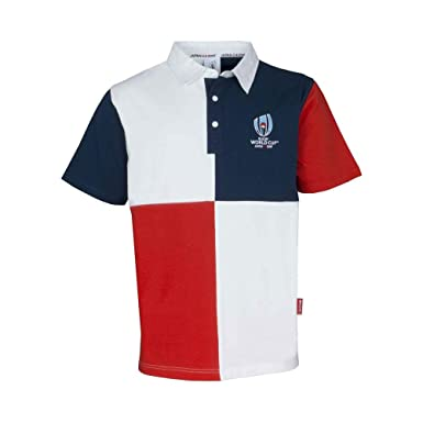 b7d8347c9f5 RWC 2019 Harlequin Rugby Shirt Rugby World Cup Japan [Navy/red/White]:  Amazon.co.uk: Clothing