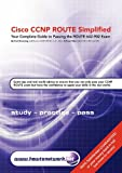 img - for Cisco CCNP Route Simplified book / textbook / text book