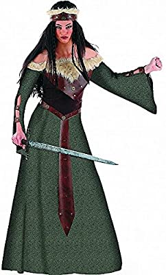 Limit Sport - Disfraz de guerrera medieval Xendra, para adultos ...