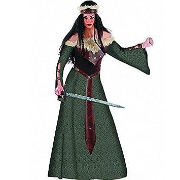 Limit Sport - Disfraz de guerrera medieval Xendra, para ...