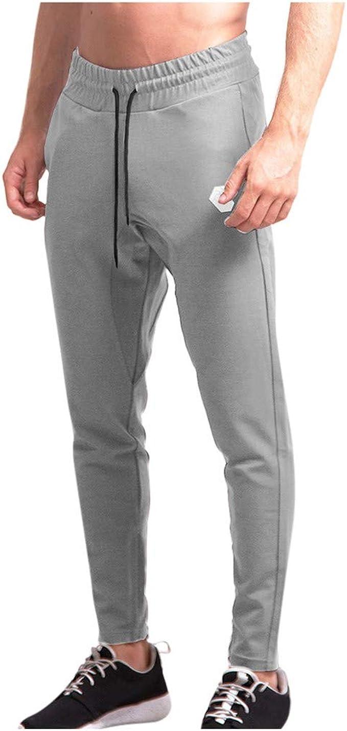 Pantalones Chándal Hombre Pantalones Deportivos Running Pants ...
