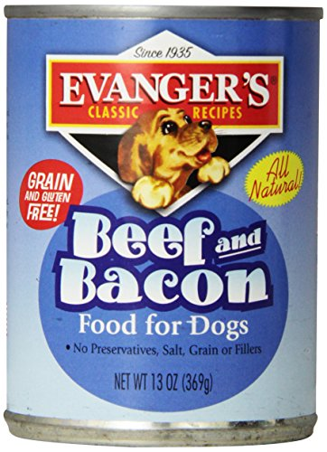 Cheap Evangers Classic Dog Can Bf Bacon 12X13