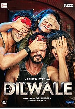 Amazon Com Dilwale 2 Disc Set Movies Tv