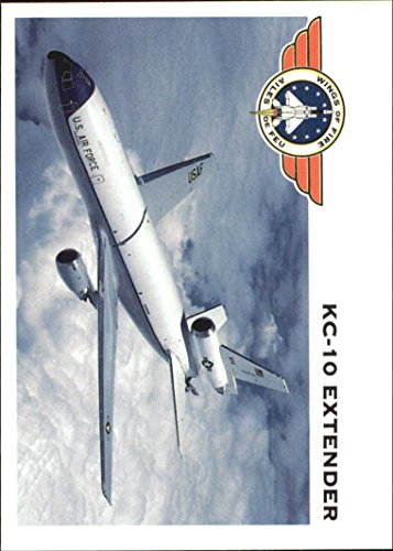 1992 Wings Of Fire  98 Air Force Kc 10 Extended Tanker Transport   Nm Mt