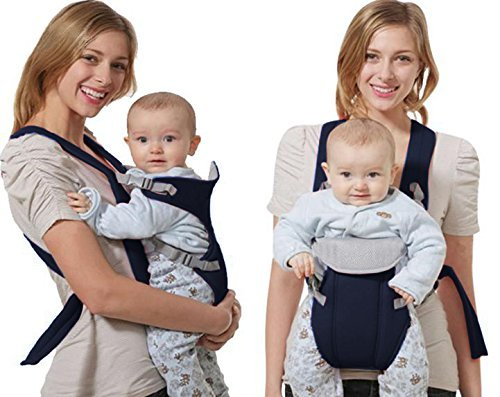 Ultralight Miracle BEBE Carrier, 3 Carry Positions best front-facing baby carrier