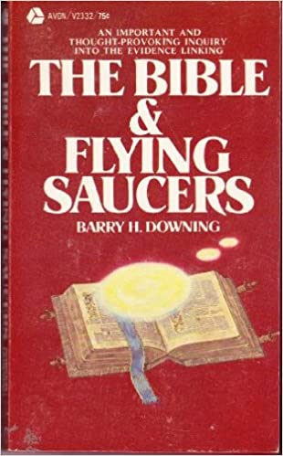 Image result for the bible & flying saucers amazon