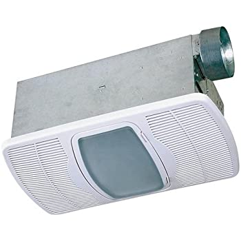 Air King Ak55l Combination Ceramic Heater With Exhaust Fan