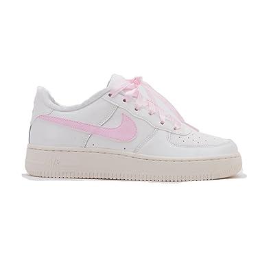 5941fc9793adc Nike 314219/Primavera Estate 2018 Bianco/rosa: Amazon.co.uk: Clothing