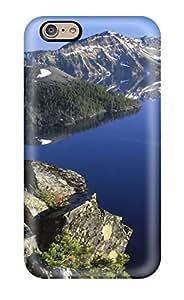 Cheap New Crater Lake Oregon Tpu Case Cover, Anti-scratch Phone Case For Iphone 6 6173355K42547999