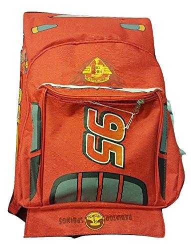 Disney Pixar Lightning Mcqueen backpack