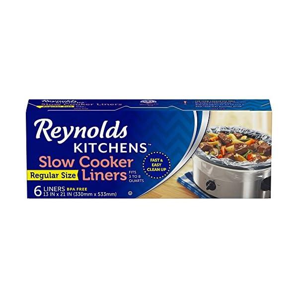 Reynolds Kitchens Premium Slow Cooker Liners 1