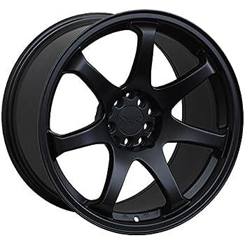 XXR Wheels 527 Chromium Black Wheel with Painted Finish 17 x 7.5 ...