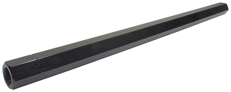 Allstar ALL56620 Black Anodized Hex Aluminum 20' Long Suspension Tube Allstar Performance