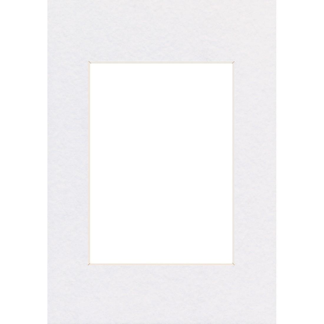 Hama Passe-partout Premium, blanc arctique, 40 x 60 cm 63218