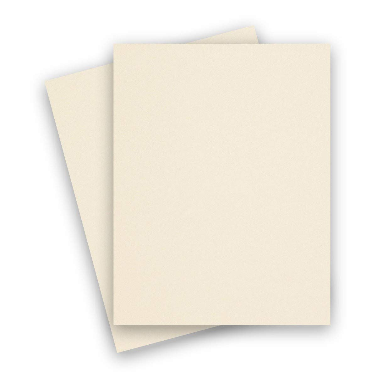 Poison Ivory 8-1/2-x-11 Lightweight 32T Multi-use Paper 500-pk - PaperPapers 118 GSM (32/80lb Text) Letter Size Printer Friendly Paper - Professionals, Designers, Crafters and DIY Projects by Paper Papers
