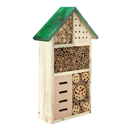 Price comparison product image Insect Palace Bee and Bug Home Insect Hotel