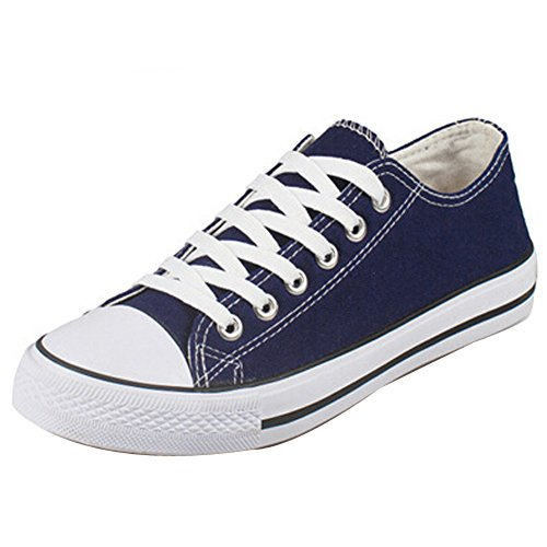 Women's Basic Lace Up Sneakers - 9