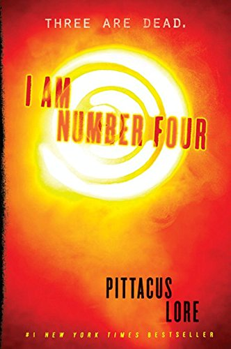 I Am Number Four (Lorien Legacies Book 1) cover