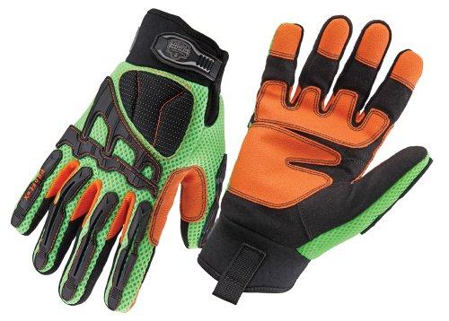 Ergodyne ProFlex Dorsal Impact Reducing Gloves