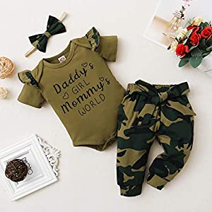 SUNNY PIGGY Newborn Baby Girl Clothes Pants Infant