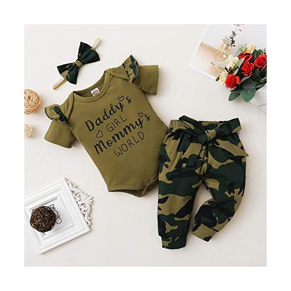 SUNNY PIGGY Newborn Baby Girl Clothes Pants Infant
