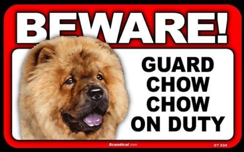 45+ Chow Chow Guard Dog