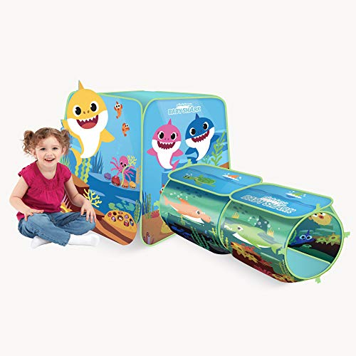 Baby Shark Play Tent s a fun toy for preschoolers