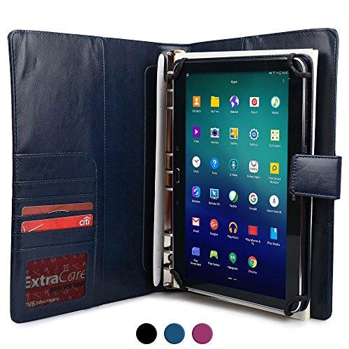 FOLDERTAB Padfolio Business Portfolio Notebook