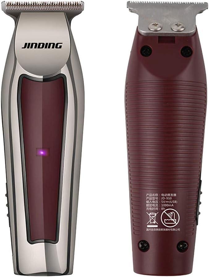 ReooLy Cortapelos eléctricos para el hogar Niños adultos Corte de pelo Power Haircut Peines Set