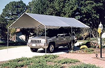 True Shelter Canopy 10u0027 x 20u0027 & Amazon.com: True Shelter Canopy 10u0027 x 20u0027: Sports u0026 Outdoors