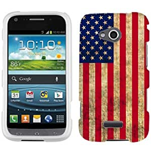 Samsung Galaxy Victory Retro American Flag Phone Case Cover