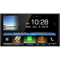 Kenwood DDX9903S In-Dash CD/DVD/MP3 Receiver with Apple CarPlay and Android Auto