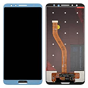 iPartsBuy Huawei nova 2s LCD Screen + Touch Screen Digitizer Assembly (Blue)